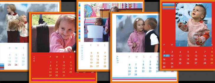 Kalendarze - Calendars1