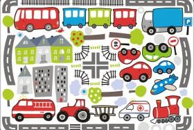 Makummi Pojazdy – makummi Vehicles